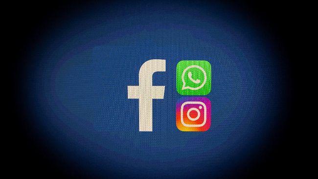 Facebook, Instagram Dan Whatsapp Down Selama 6 Jam, Ini Penyebabnya